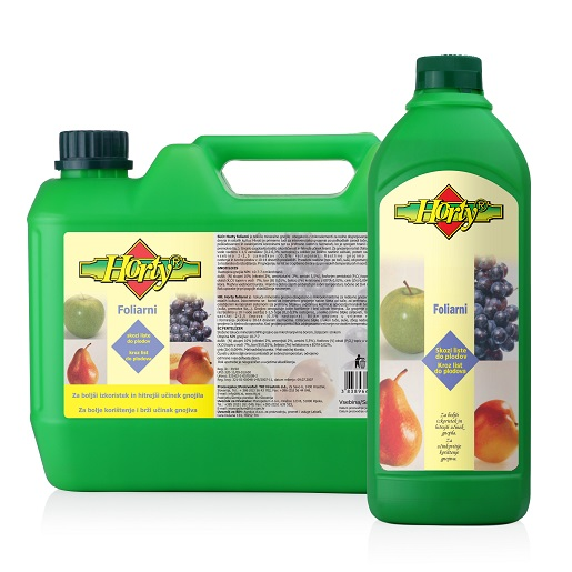 HORTY foliar